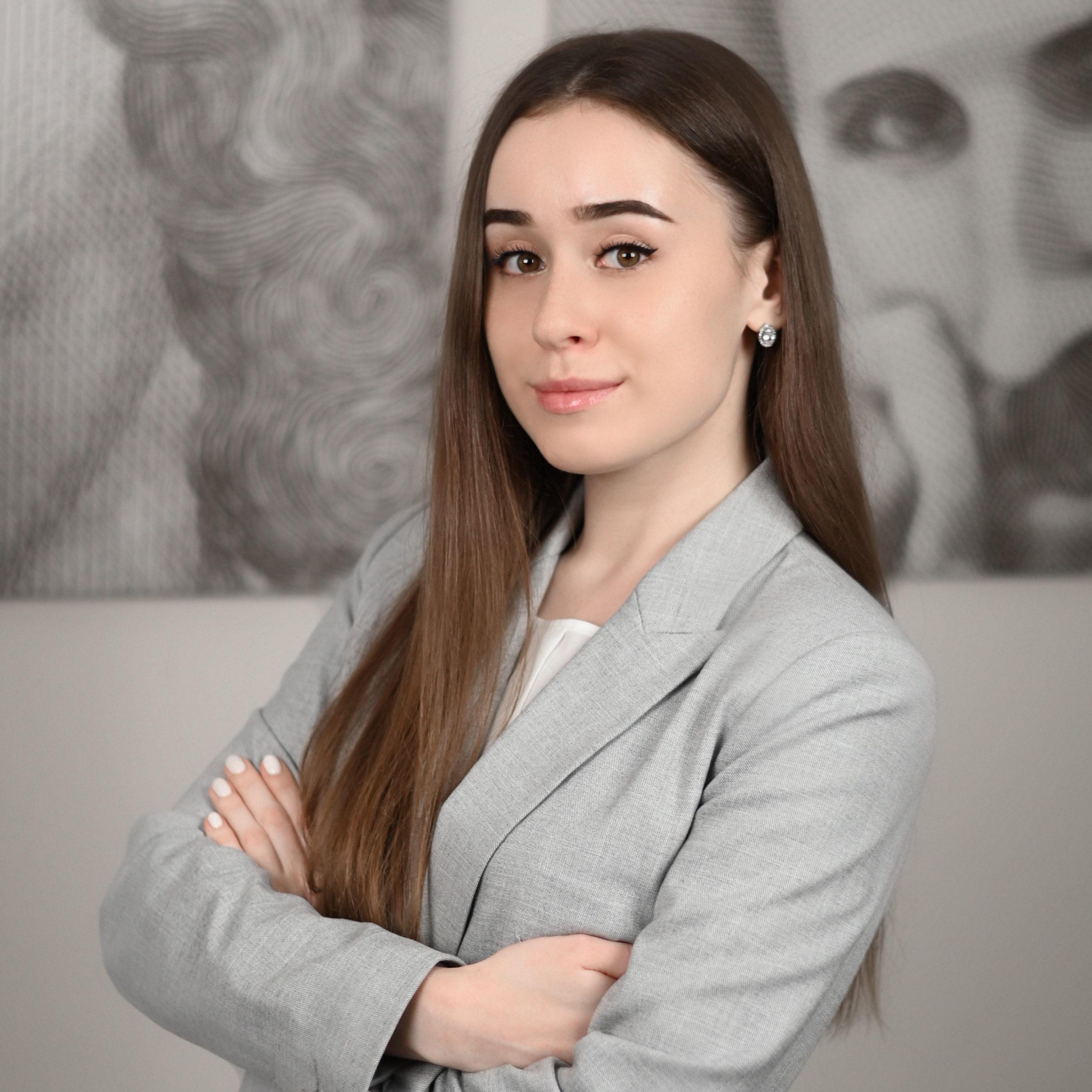 Anastasiia Skuridina