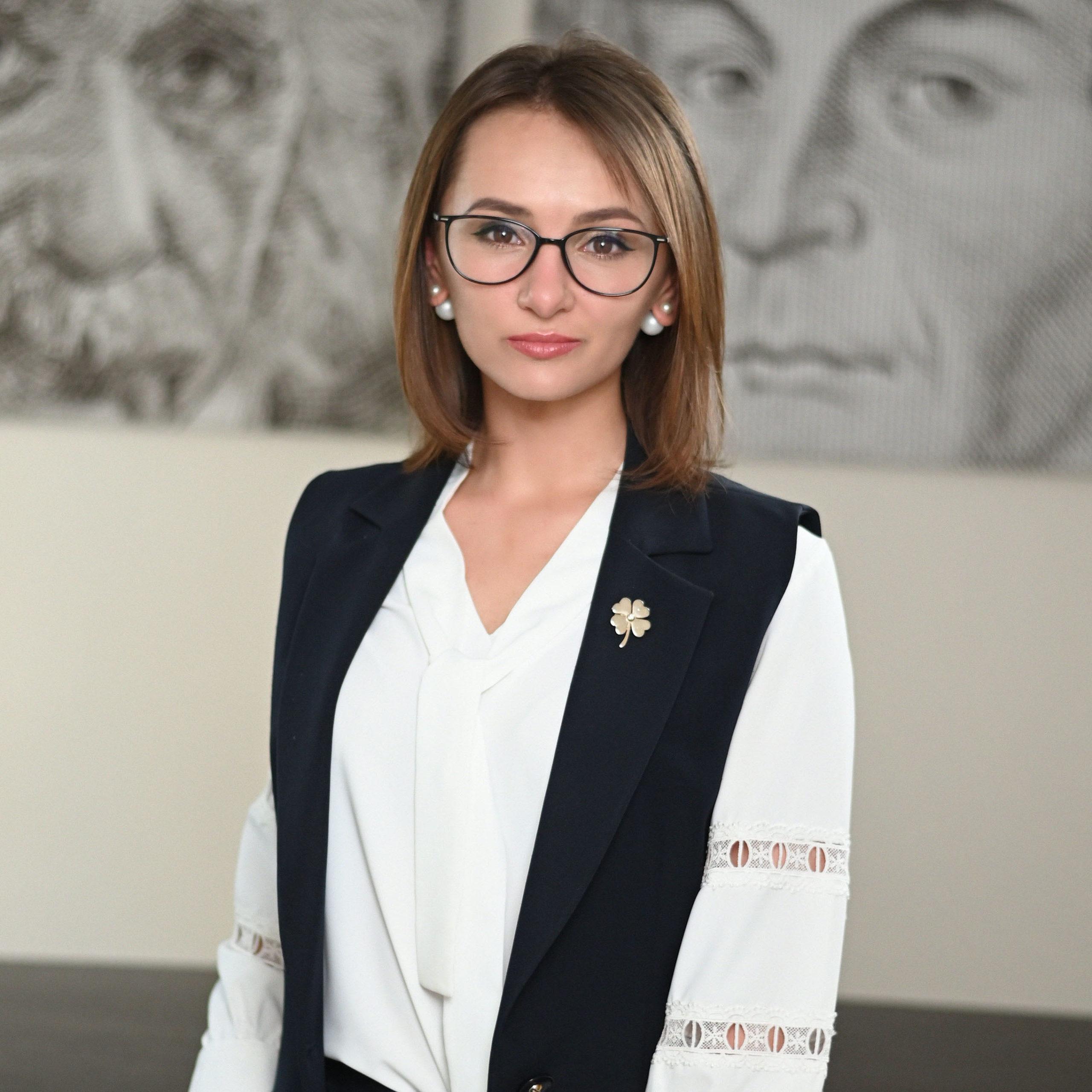 Oksana Padokh